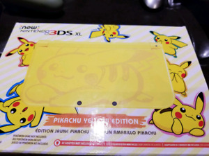 NEW nintendo 3ds XL  SEALED