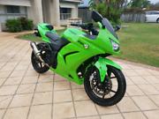 Kawasaki Ninja 250 Thornlands Redland Area Preview