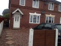 Brownhills/Walsall house exchange 3 bed