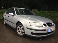 2004 (04) Saab 93 Saloon In Silver ** Automatic **