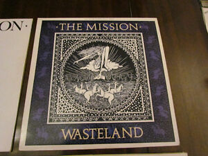 The Mission Vinyl LPs- Four in Total- All Excellent Peterborough Peterborough Area image 4