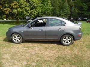 2008 Mazda Mazda3 Loaded, Air , Clean $2850