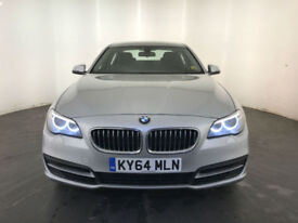 2014 64 BMW 520D SE 4 DOOR SALOON DIESEL 1 OWNER BMW SERVICE HISTORY FINANCE PX