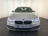 2014 64 BMW 520D SE 4 DOOR SALOON DIESEL 1 OWNER BMW SERVICE HISTORY FINANCE PX