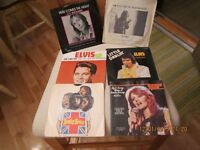 45 RPM Collectible Records