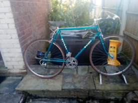 vintage retro road bike 22inch frame