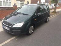 2004 Ford C-Max Green