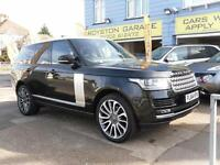 2014 64 RANGE ROVER 3.0TDV6 VOGUE AUTOMATIC PCP FINANCE AVAILABLE