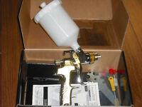 20 oz HVLP pnumatic paint spray gun like new
