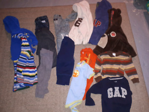 Boys 12-18 months clothing