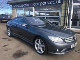 Mercedes-Benz CL 500 5.5 auto 500 - FINANCE AVAILABLE