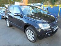 2010 60 SUZUKI GRAND VITARA 2.4 SZ5 IN MET BLACK # LOW MILES LEATHER #