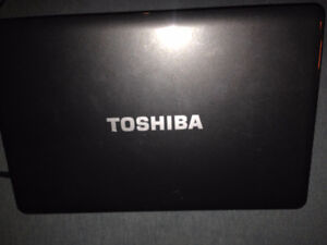 "Used 17"" Toshiba in good condition!"