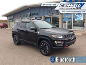 2018 Jeep Compass Trailhawk  - Leather Seats -  Bluetooth - $216