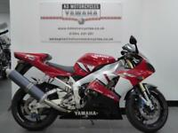 2001 Y REG YAMAHA R1 IN THE BEST COLOURS AN IMMACULATE BIKE GETTING RARE NOW