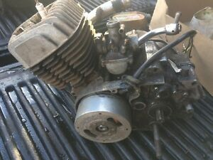 1967 Suzuki K10 Engine Motor Parts