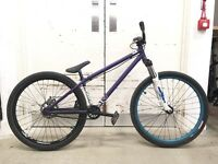 NS Metropolis 2 Dirt jump bike