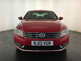 2013 VOLKSWAGEN PASSAT SPORT BLUEMOTION 1 OWNER VW SERVICE HISTORY FINANCE PX