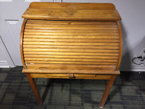 Antique Roller Desk