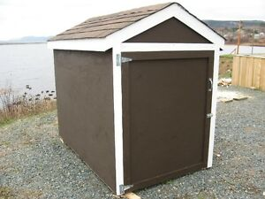 SNOW BLOWER SHED ( new )