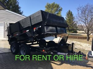 DUMP RUNS/JUNK REMOVAL, GARBAGE CLEAN UP, RENTALS