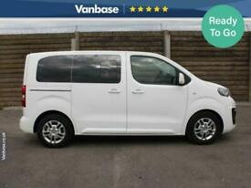 image for 2018 Peugeot Traveller 1.6 BlueHDi 95 Business Compact 5dr - MPV 9 Seats MPV Die