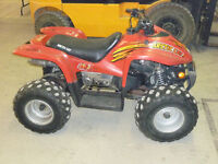 2004 Arctic Cat 90cc 4 wheeler