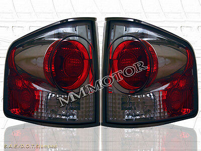 94-04 S10 S-10 SONOMA TAIL LIGHTS 3D STYLE SMOKE 2000 2001 2002 2003