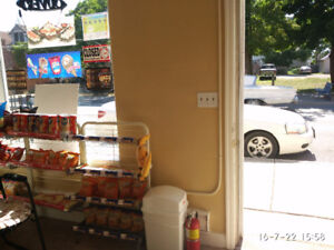 650 sqft retail/office for rent &  turn-key business for sale