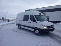 2008 Dodge van full of stainless steel cabinets work ready