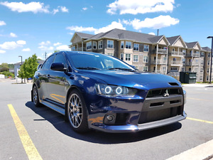 2013 Mitsubishi Evolution GSR *handling package*