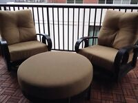 Mallin Outdoor Furniture - Comfort with Class!