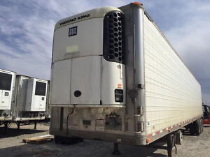 2008 Great Dane 53' Triple-Axle Reefer Trailer - LOW HOURS