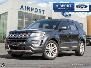 2016 Ford Explorer Limited 4WD with only 40,822 kms