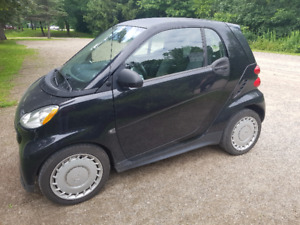 2013 Smart Fortwo Pure   ///  Contact: 514.885.1579