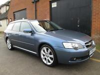 SUBARU LEGACY 3.0 AUTOMATIC R SPEC B AUTOMATIC TOURER SAT NAV IMMACULATE