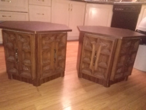 End tables!!!