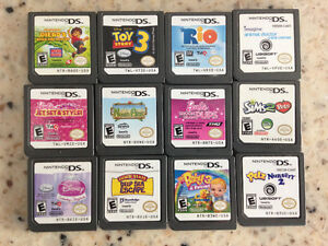 Ds Games $5 each