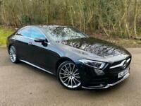 Mercedes CLS 400d 4matic AMG Line Premium 9G Tronic Automatic Auto 2019 Black
