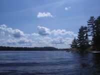 LAKEFRONT COTTAGE in MUSKOKA, Kahshe Lake  $950