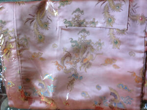 Brand New Silk Long kimonos never opened...one size fits all