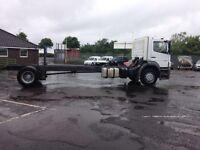 MERC AXOR 1824 chassis day cab