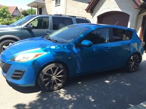 MINT *2010 MAZDA 3 SPORT *FREE WINTER TIRES&RIMS*5690$