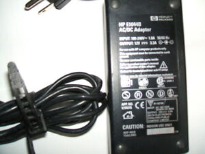 AC/DC power adapters various plugs for computers laptops etc.