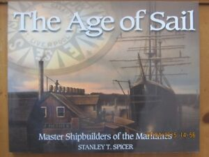 THE AGE OF SAIL by Stanley T. Spicer 2001