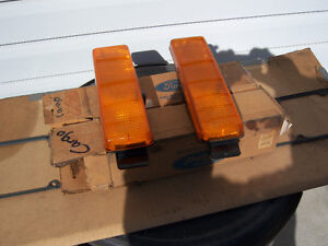 FORD CARGO CF7000/8000 LH FRONT SIGNAL LAMP E6HZ-13200-D NEW Strathcona County Edmonton Area image 1