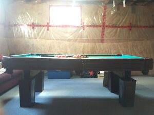 Pool table for sale has to go tonight! Kitchener / Waterloo Kitchener Area image 3