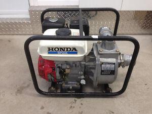 pompe a eau honda wp20x