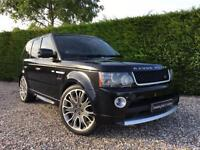 2009 59 LAND ROVER RANGE ROVER SPORT 5.0 V8 HSE 5D AUTO 510 BHP