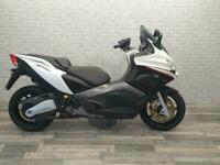 2014 APRILIA SRV 850 PERFORMANCE SCOOTER WITH LOW LOW MILES
